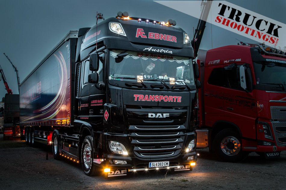 Salzburger Trucker Treffen Ebner