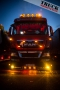 Show Truck TGP--9117