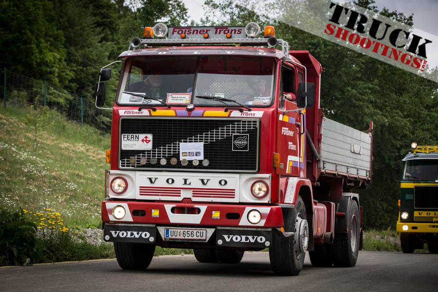 Oldtimer Volvo Spielberg 2015