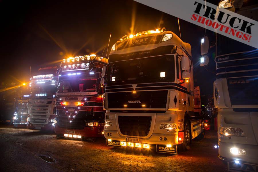 Trucker Treffen Blindenmarkt Scania DAF