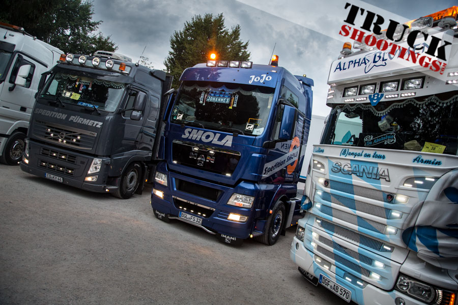 Chiemsee Country Trucker Treffen 2015