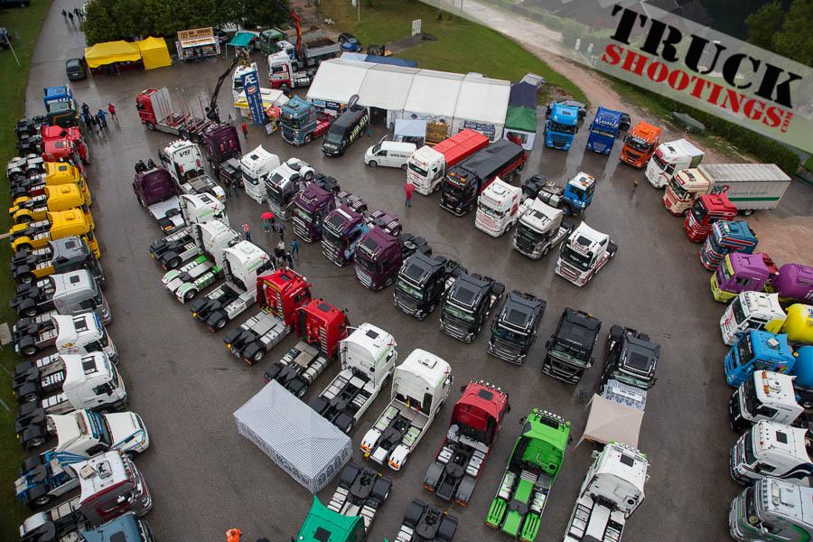 Truckertreffen Ebensee 2015