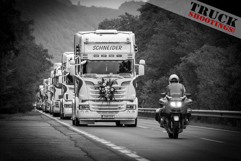 Trucker Konvoi