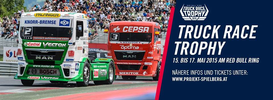 Truck Race Trophy - Red Bull Ring
