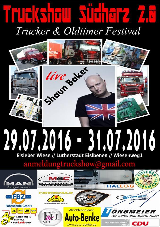 Truckshow Suedharz 2016