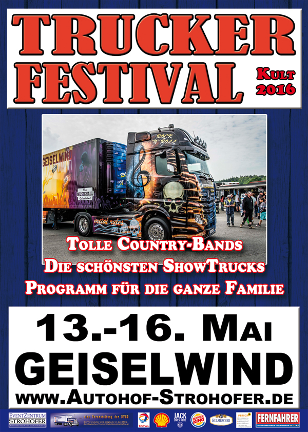 Truckerfest Geiselwind 2016