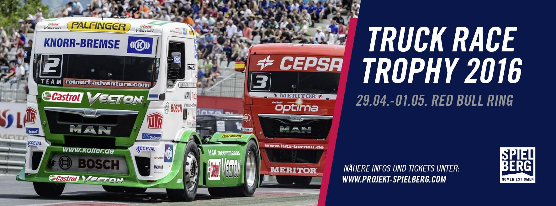 Truck Race Spielberg 2016