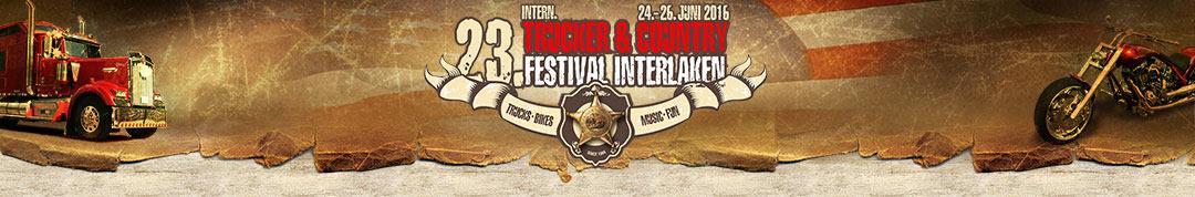 Truckerfestival Interlaken 2016