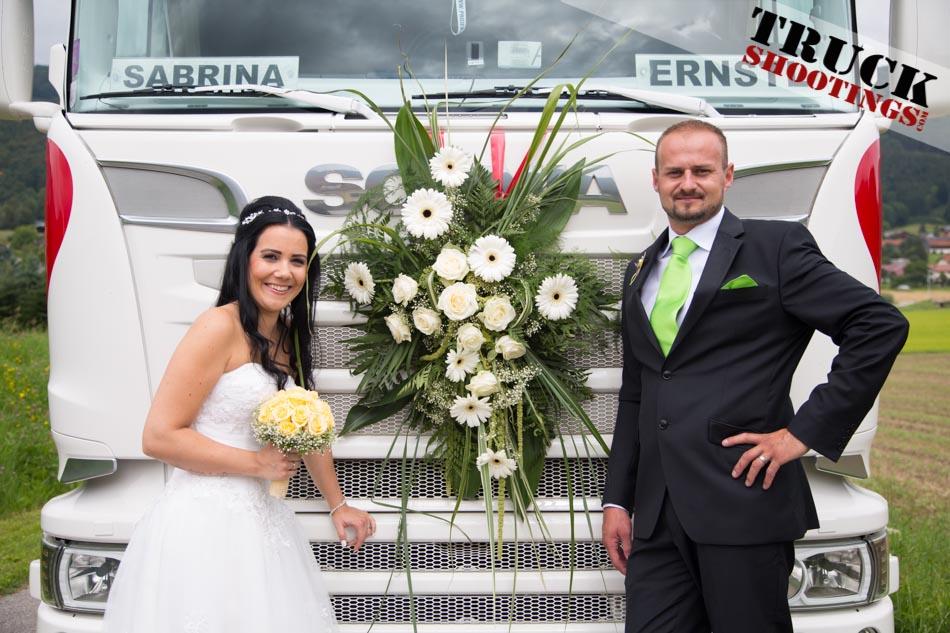 Trucker Hochzeit