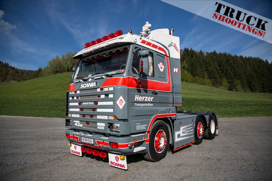 Scania Showtruck Herzer Wien
