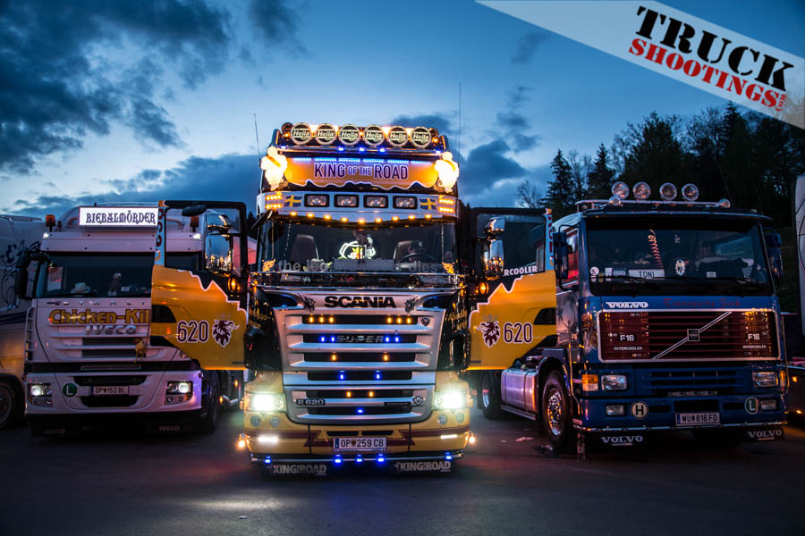 Showtrucks Red Bull Ring Spielberg