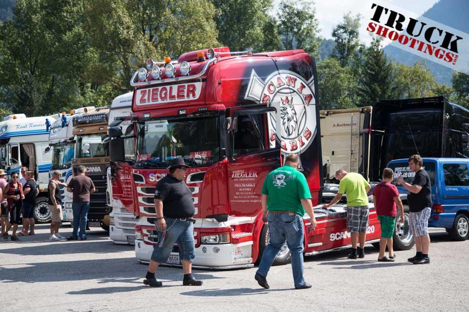 Trucker Treffen ebensee
