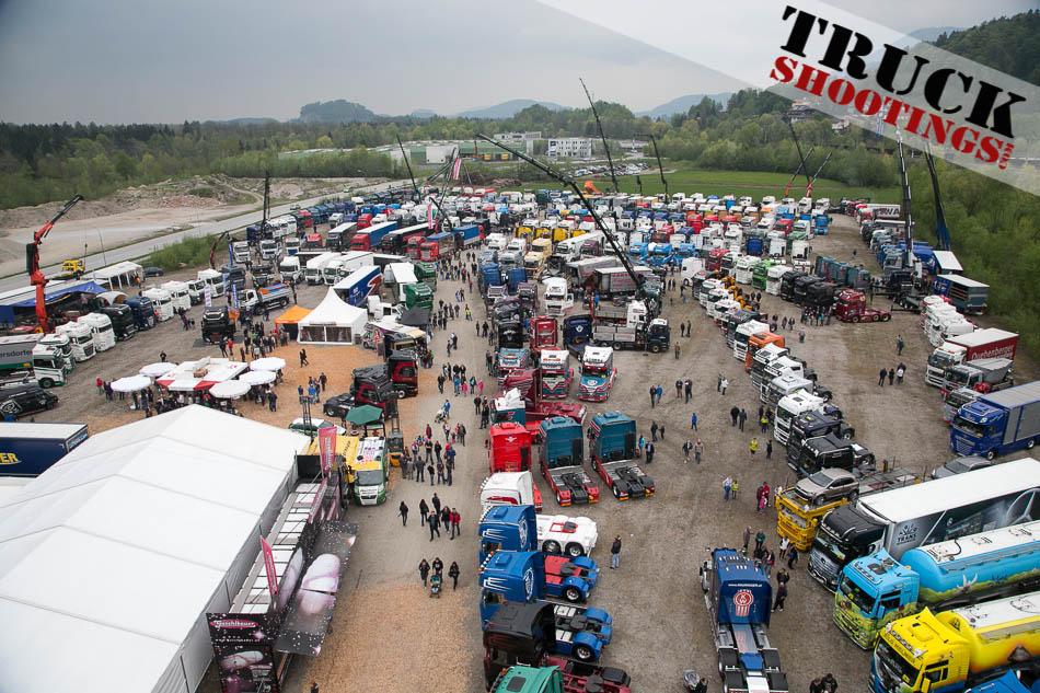 11. Salzburger Trucker Treffen 2016